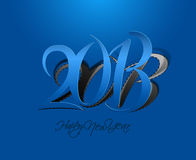 New year 2013 Royalty Free Stock Photos