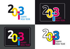 New Year 2013. New Years Eve 2013 icon Vector Illustration