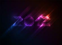 New year (2013) Stock Photo