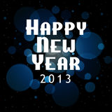 New Year 2013. Background for new year 2013 Royalty Free Stock Images