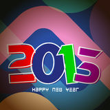 New Year 2013 card design Royalty Free Stock Photos