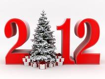 New Year Stock Photo