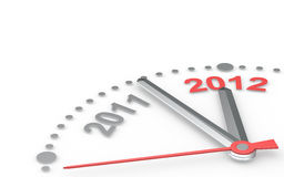 New Year. Stock Image