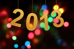 New Year Stock Photo
