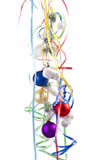 New Year abstract decoration Royalty Free Stock Images