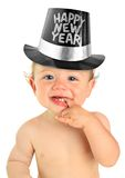 New year baby Royalty Free Stock Photos