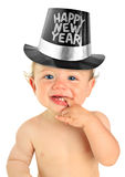New year baby Royalty Free Stock Images