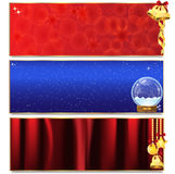 New-year background 2 Royalty Free Stock Photo