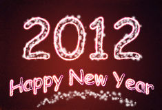 New Year background. For design vector illustration