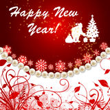 New year background Royalty Free Stock Images