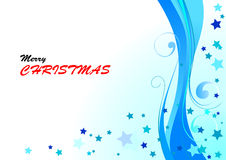 New year background. Vector fresh new year background Stock Images