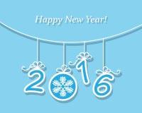 New Year background Stock Photo