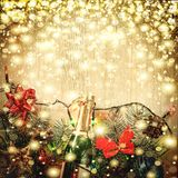 Christmas, decoration, background, holiday, New Year royalty free stock photo