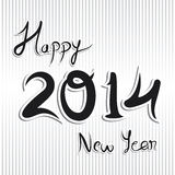New year background. Happy new year 2014 background Stock Photos
