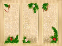 New year background. With legs ate, beads, beads and snow stock illustration