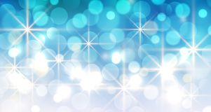 New year background. With glittering bokeh lights, christmas bokeh background Royalty Free Stock Photos