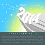 New year background. With space for your text Stock Photo