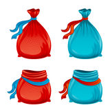 New year bag Stock Images