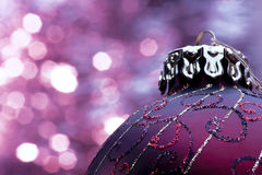 New Year ball stock photography