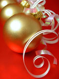 New year ball Royalty Free Stock Image