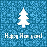New Year banner Royalty Free Stock Photos