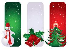New Year banners Royalty Free Stock Images