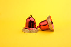 New year bell royalty free stock photo