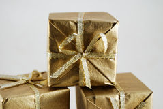 New year box Royalty Free Stock Images