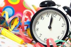 New year celebration. Photo shot of new year celebration Stock Images