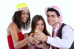 New year celebration Stock Photography