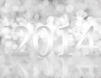 New Year 2014. Celebration of New Year 2014 Royalty Free Stock Photos