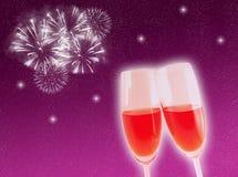 New year celebration Royalty Free Stock Photos