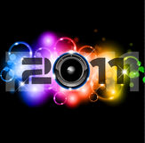 New Year Celebration Background Royalty Free Stock Image