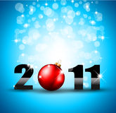 New Year Celebration Background Royalty Free Stock Photography
