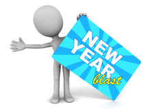 New year celebration Royalty Free Stock Images