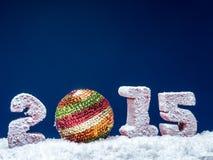 New year celebration Royalty Free Stock Image