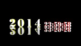 New Year Celebration 2015 full hd video stock video footage