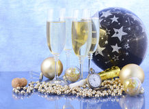 New Year Celebration Party Royalty Free Stock Photos