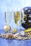 New Year Celebration Party Royalty Free Stock Image