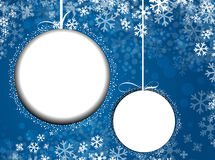 New Year and Christmas Background Stock Photography