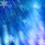 New Year and Christmas Backgrounds. Snow  New Year and Christmas Backgrounds Royalty Free Stock Photos