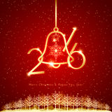 New Year Christmas Celebration Background Royalty Free Stock Photography