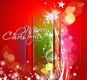 New year and for Christmas colorful design Royalty Free Stock Photo