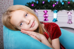 New Year and Christmas concept. Royalty Free Stock Photography