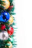 New year Christmas decorations. Holiday new year Christmas decorations Stock Photo