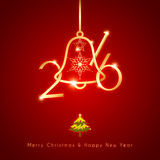 New Year Christmas Holidays Background Stock Photo