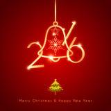 New Year Christmas Holidays Background Stock Photo
