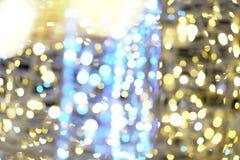 New year Christmas lights Bokeh 2019 z z stock photo