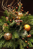 New Year and Christmas still life Royalty Free Stock Image