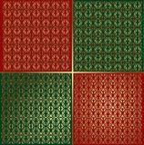 New year christmas texture Stock Photos